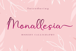 Monallesia Script