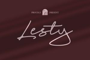 Lesty