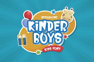 Kinder Boys
