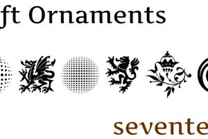 Soft Ornaments Seventeen