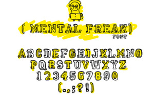 MENTAL FREAK