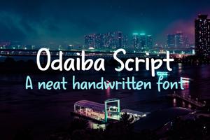 Odaiba Script