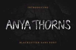 Anya Thorns