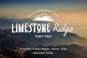 Limestone Ridge Script