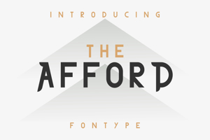 THE AFFORD