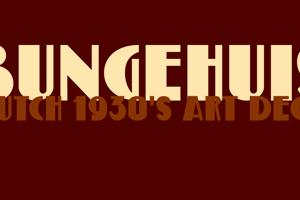 DK Bungehuis