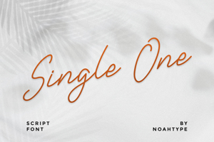 Single One