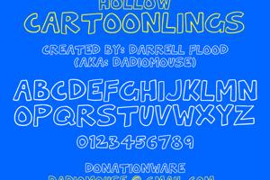 Hollow Cartoonlings