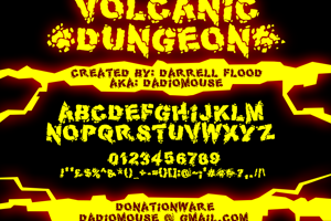 Volcanic Dungeon