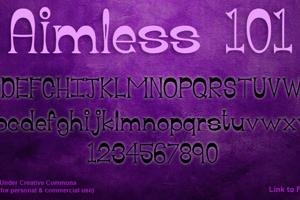 Aimless 101