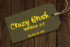 Crazy Brush