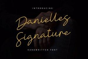 Danielles Signature