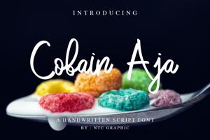 Cobain Aja