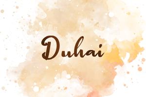 d Duhai