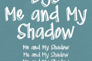 DJB Me and My Shadow