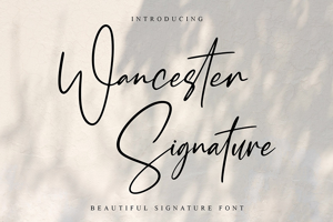 Wancester Signature