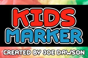 Kids Marker