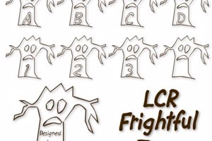 LCR Firghtful Tree