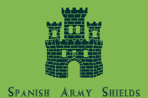 Spanish Army Shields