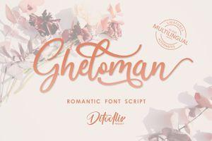 Gheloman