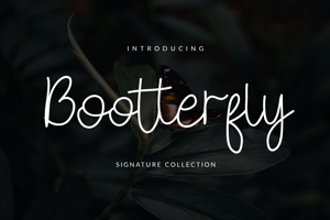 Bootterfly