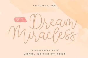 Dream Miracless Regular