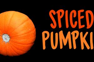 DK Spiced Pumpkin
