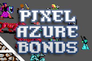 Pixel Azure Bonds