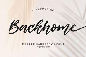 Backhome
