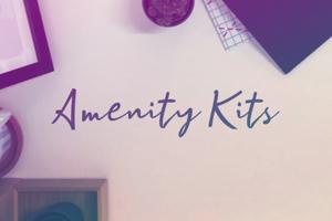 a Amenity Kits