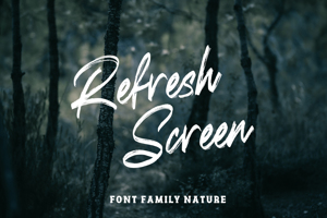 Refresh Screen