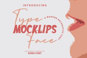 Mocklips