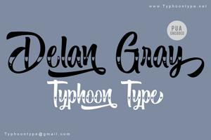 Delan Gray