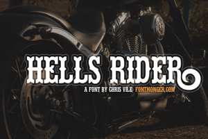Hells Rider