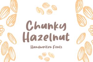 Chunky Hazelnut
