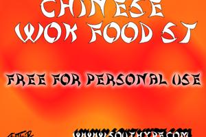 Chinese Wok Food St