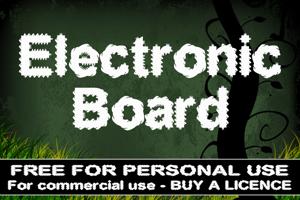 CF Electronic Board