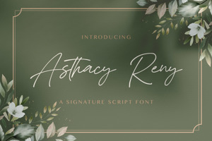 Asthacy Reny