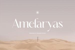 Amelaryas