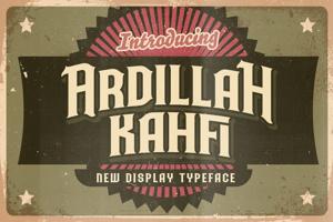 Ardillah Kafi