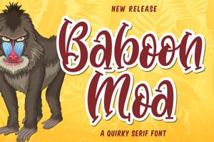 Baboon Moa