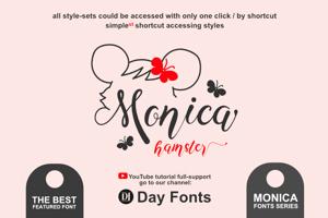 Monica Hamster