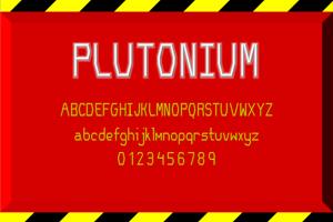 Plutonium NBP