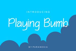 Playing Bumb