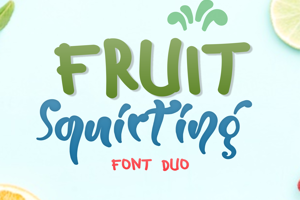 Fruit Squirting