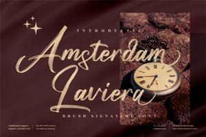 Amsterdam Laviera