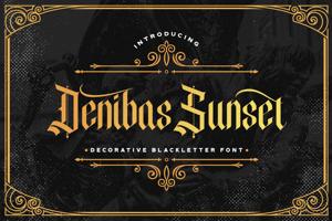 Denibas Sunset