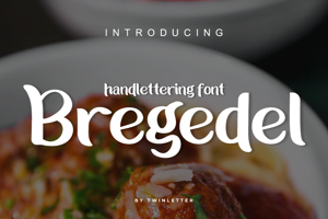 Bregedel