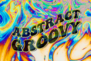 a Abstract Groovy