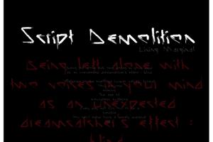 Script Demolition
